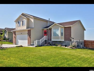 Tooele County Single Family Home For Sale: 704 W Sagewood Cir