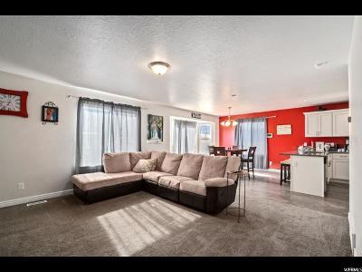 Eagle Mountain Single Family Home For Sale: 4532 N Long Way