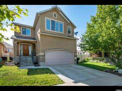 West Jordan Single Family Home For Sale: 7944 S Saw Timber Way W