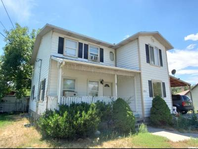 American Fork Single Family Home For Sale: 121 W 300 N