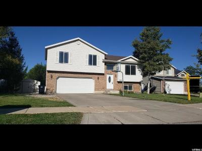 Davis County Single Family Home For Sale: 1759 N 2340 W