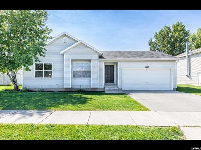 Davis County Single Family Home For Sale: 2179 W 2075 N