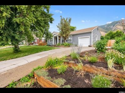 Salt Lake City Single Family Home For Sale: 3107 S 3380 E
