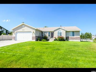 West Jordan UT Single Family Home For Sale: $399,000