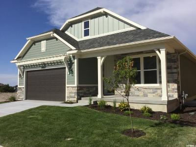 Herriman Single Family Home For Sale: 14867 S S Mossley Bend Dr W #16
