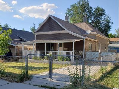 Salt Lake City Single Family Home For Sale: 710 W 300 N