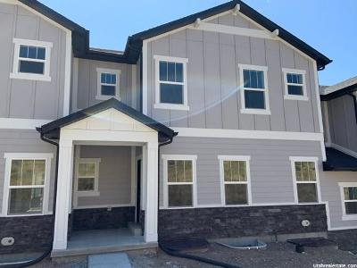 Lehi Townhouse For Sale: 5071 N Marble Fox Way W #202