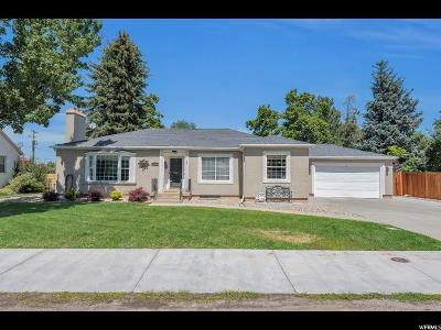 Salt Lake City Single Family Home For Sale: 1535 E 3350 S