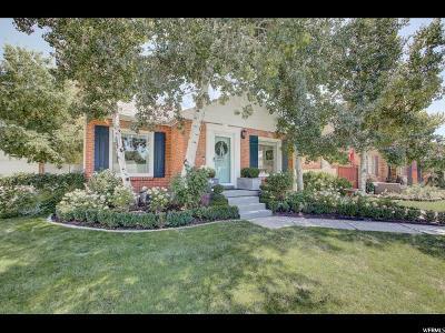 Salt Lake County Single Family Home For Sale: 2665 S Glenmare St E