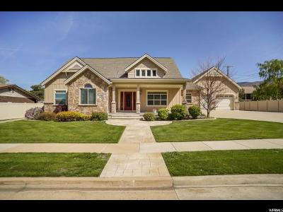 Brigham City Single Family Home For Sale: 556 W Camaren Dr