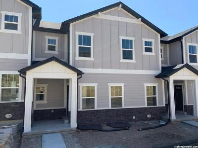 Lehi Townhouse For Sale: 5073 N Marble Fox Way W #203