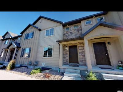 Spanish Fork Townhouse For Sale: 1885 E 230 S S #312