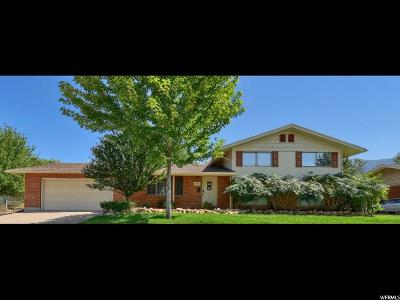 Kaysville Single Family Home For Sale: 354 N 650 E