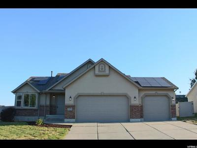 Single Family Home Under Contract: 1438 W 3325 S