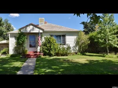 Price Single Family Home For Sale: 304 N 500 E