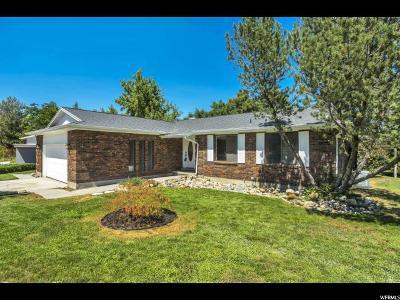 Salt Lake County Single Family Home For Sale: 1031 E Vine St