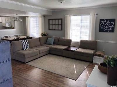 Provo, Orem Townhouse For Sale: 854 N Independence Ave