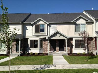 Provo, Orem Townhouse For Sale: 875 Independence Ave