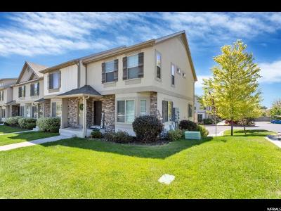 Provo Townhouse For Sale: 947 Independence