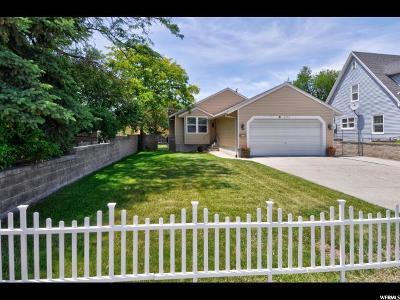 Salt Lake County Single Family Home For Sale: 2760 S 900 E