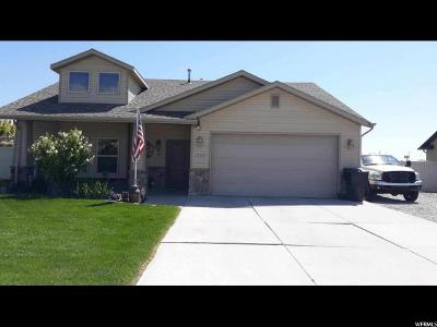 Tremonton Single Family Home Under Contract: 1549 W 125 N