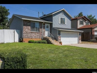 Davis County Single Family Home For Sale: 499 W 180 N