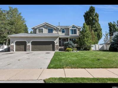 West Jordan Single Family Home For Sale: 4208 W Teton Estates