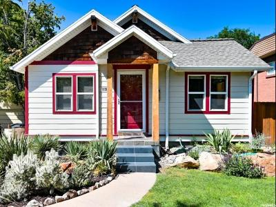 Salt Lake County Single Family Home For Sale: 1131 E Blaine Ave S