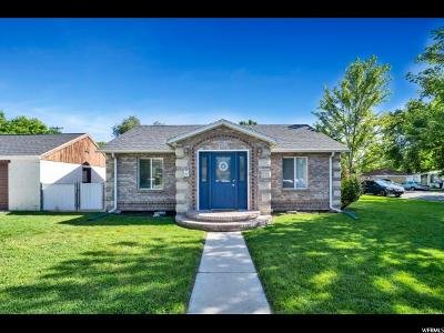 Provo, Orem Single Family Home For Sale: 1110 E 300 N