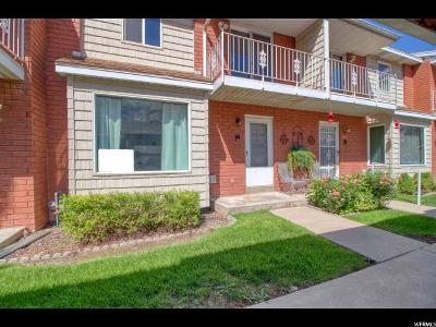 Provo Townhouse For Sale: 1418 S 1420 E