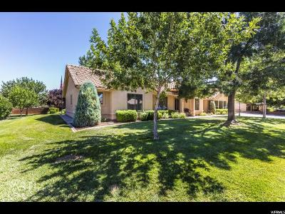 St. George Single Family Home For Sale: 941 S 1240 W