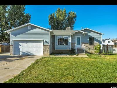 Davis County Single Family Home For Sale: 137 W 1980 S