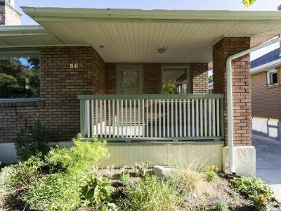 Salt Lake City Single Family Home For Sale: 565 E Hollywood Ave S