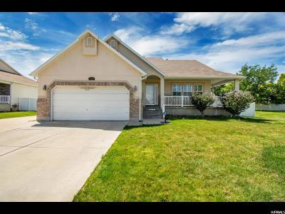 Herriman Single Family Home For Sale: 12076 S Midas Park Rd W