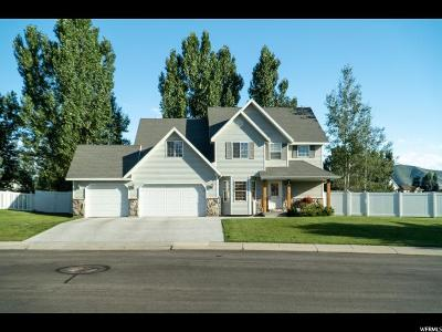 Wasatch County Single Family Home For Sale: 1019 W Country Meadow Ests S