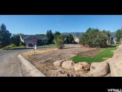 Weber County Residential Lots & Land For Sale: 4825 E Fairway Oaks Dr N