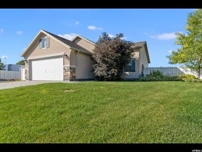 Tooele County Single Family Home For Sale: 5409 Heather Way