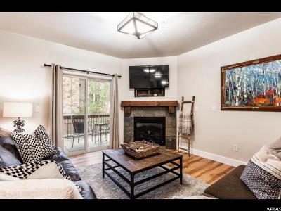 Park City Condo For Sale: 5501 N Lillehammer Ln #4304