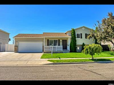 Lehi Single Family Home For Sale: 1325 W 650 S