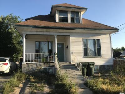 Tooele County Single Family Home For Sale: 171 W Utah Ave
