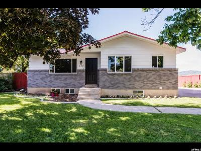 Hyrum Single Family Home For Sale: 570 Glenwood Dr