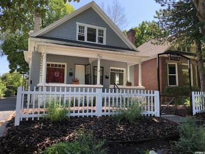 Salt Lake County Multi Family Home For Sale: 1089 S 700 E