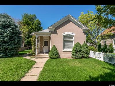 Sugar House Single Family Home For Sale: 2302 S Lake St