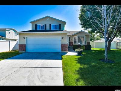 Lehi Single Family Home For Sale: 617 S 1370 W