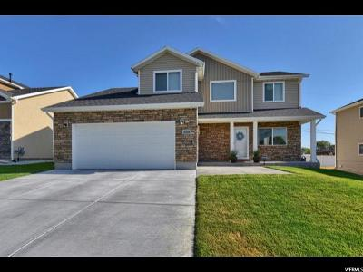 Weber County Single Family Home For Sale: 539 Ridge Place Dr