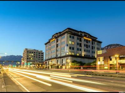 Provo Condo For Sale: 86 N University Ave #608