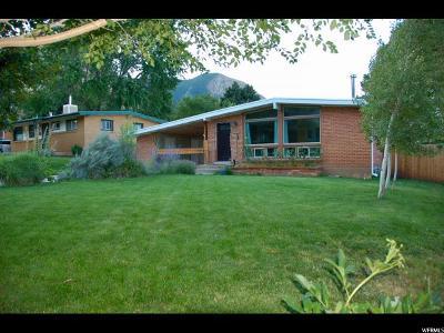 Ogden Single Family Home For Sale: 1635 E Oak St