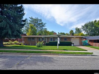 Ogden Single Family Home For Sale: 893 Melody Ln