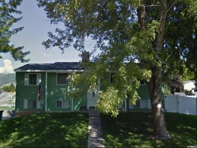 Davis County Single Family Home Under Contract: 1388 N Nayon Dr E
