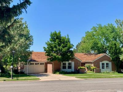 Salt Lake County Single Family Home For Sale: 996 S Donner Way E